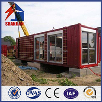 20ft Luxury Marine Shipping Container House For Living