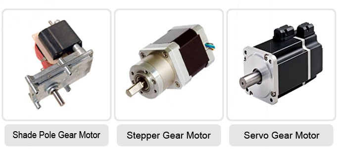 Good Quality Gear Motor For Awning