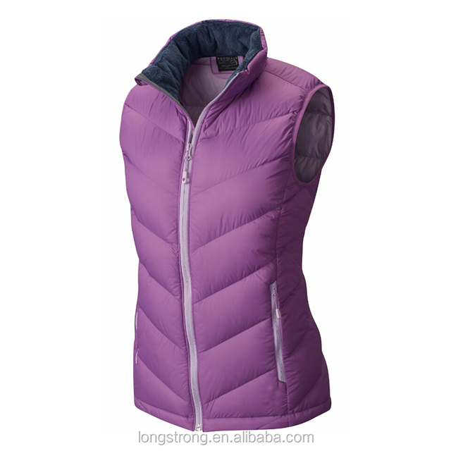 LS-094 Women's vest with pockets for women