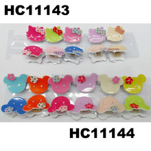 baby kids mini plastic hair claw jaw kids hair clips wholesale