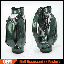 Pu Leather Tour Staff Golf bag Custom stand golf bags