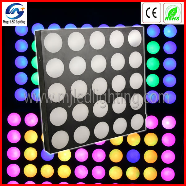 light weight dmx 25 Eyes music activated guangzhou dj equipment