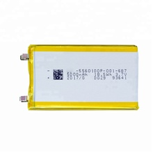 3.7V 4500mAh tablet PC li po battery lithium polymer battery 5567100 china manufacturer