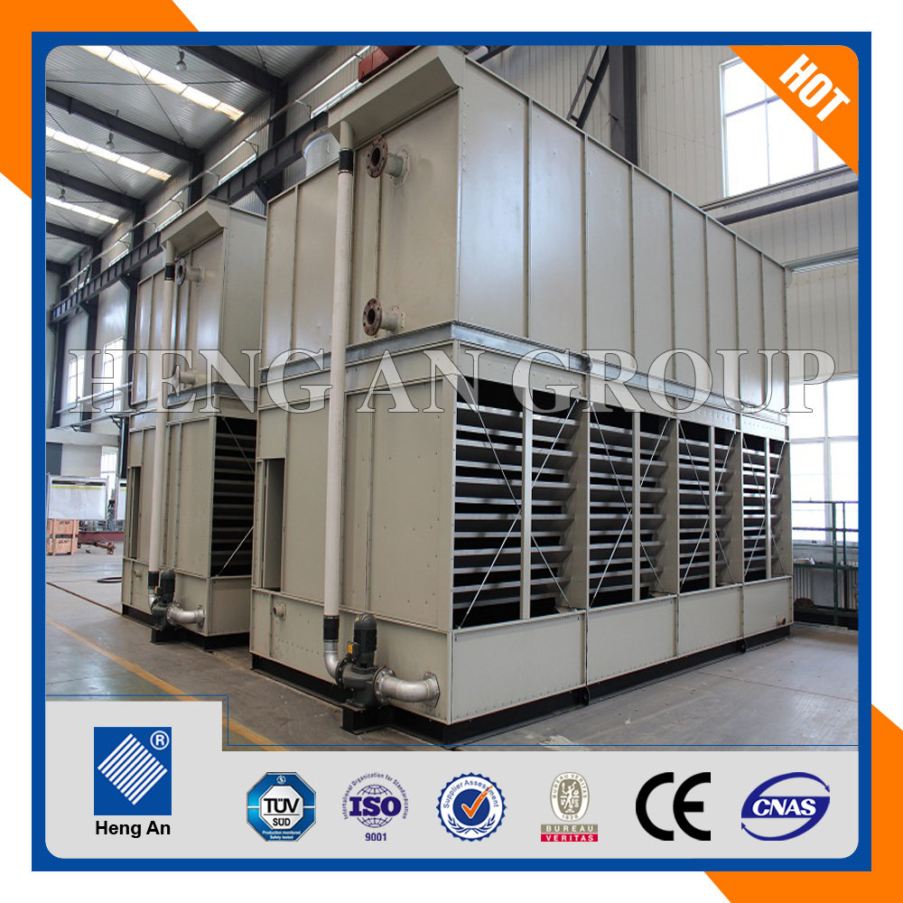 evaporative condenser system cooling tower from weifang heng an group