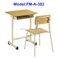 Wholesale wooden cheap school furniture