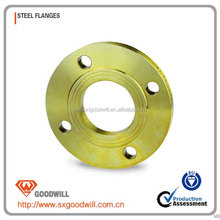 flanged flexible couplings for pipes