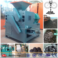 High pressure white coal manufacturing machine
