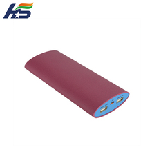 External Battery Charger Pack with Fast-Charging Tech & 2A Input, mobile portable Power Bank charger for iPhone, galaxy
