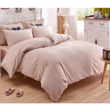 korean santa micro fleece bedding set