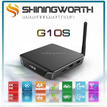 Newest!!AMLOGIC S905 android tv box Quad Core 2GB 16GB H.265 Android 5 .1 full hd meida player kodi 16.0 best smart tv box