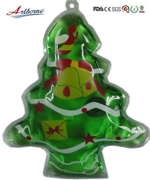 The beautiful reusable magic gel hand warmers---christmas decoration