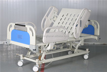 Luxury icu automatic adjustable batriatric cheap china electric motor hospital folding bed patient medical bed