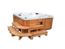 Body Application and spa furniture,Body Massager Type Beauty Salon spa hot bathtub furniture