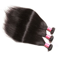 Best Quality No Smell Unprocessed Cheap Remy Human Virgin Peruvian Hair
