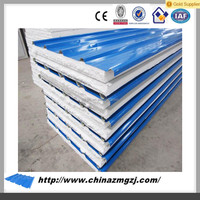 Chinese sandwich panel sandwich building