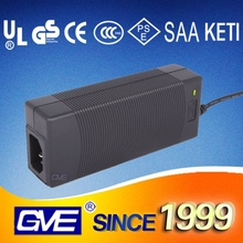 Direct selling 12V 5A 60W GVE CCTV atx power supply with UL CE ROHS certificate