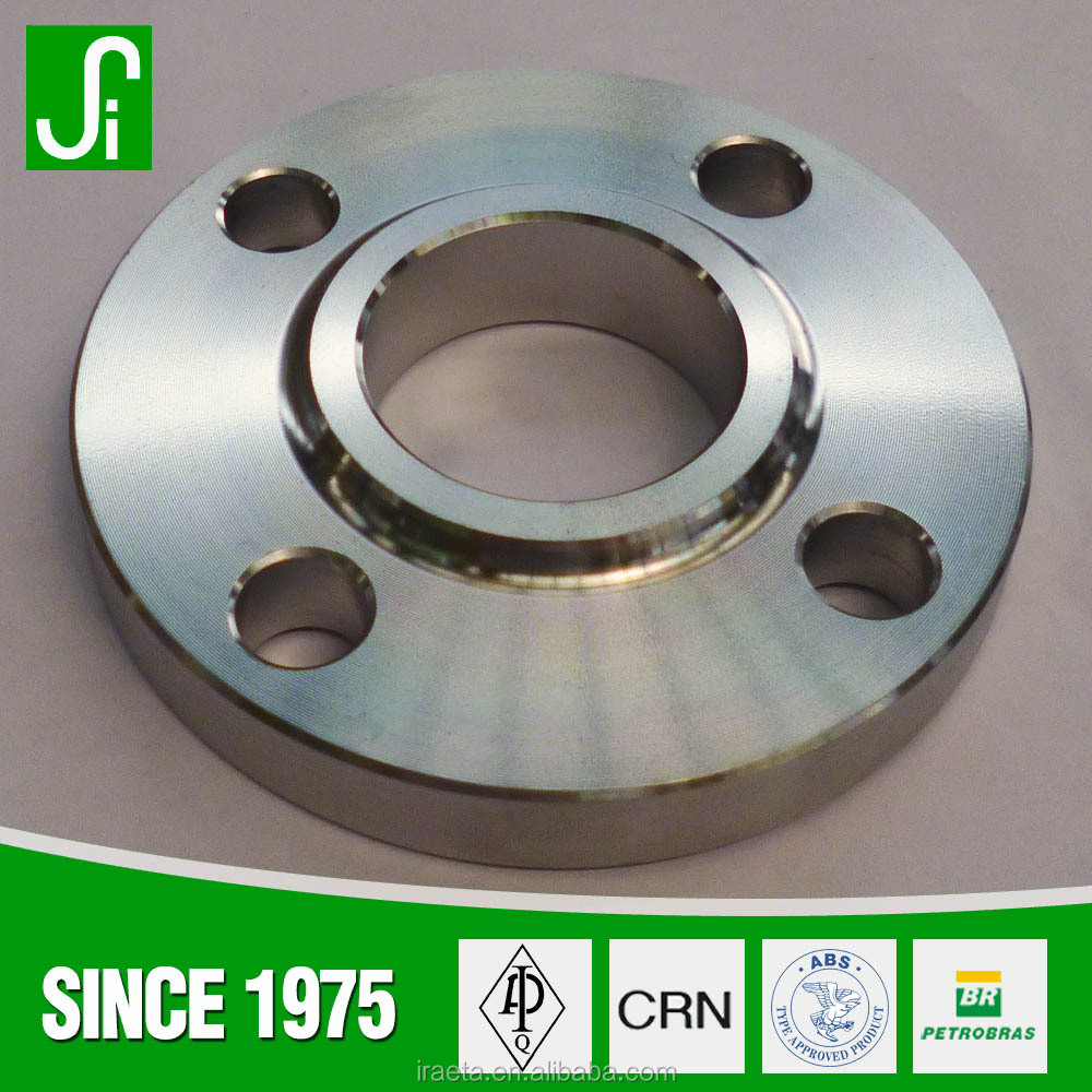 Stainless Steel ANSI Forged Flange pn16