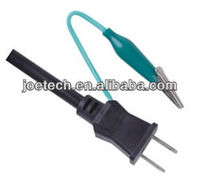 Japan Power cords PSE power cord 3 non-wirable plug