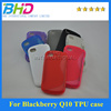 S line TPU protective case for blackberry BB Q10
