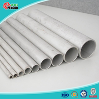 80mm diameter bright finish 201 304 316 stainless steel pipe