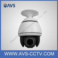 10X Digital Zoom Mini Speed Dome CCTV Camera PTZ Function