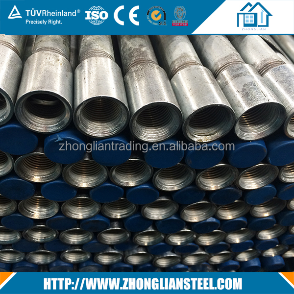 2017 trending products schedule 40 steel pipe price manufacturer in China