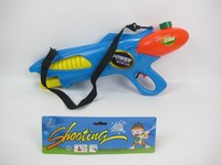 plastic summer promotion gift large size water gun toys