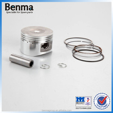piston ring for gy6 motorcycle, most popular HD153 piston with top quality,