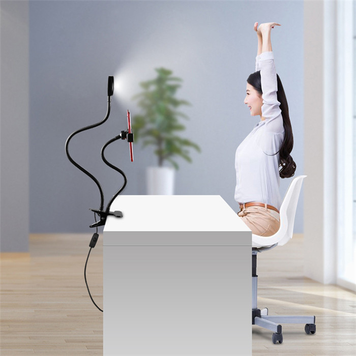 2017 Alibaba Tmall Best Selling Products Holder USB Led Desk Study Lamp in India Delhi