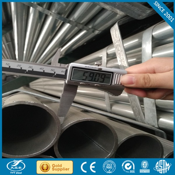 construction material s235jr galvanized iron pipe a106 gr.c galvanized round pipe