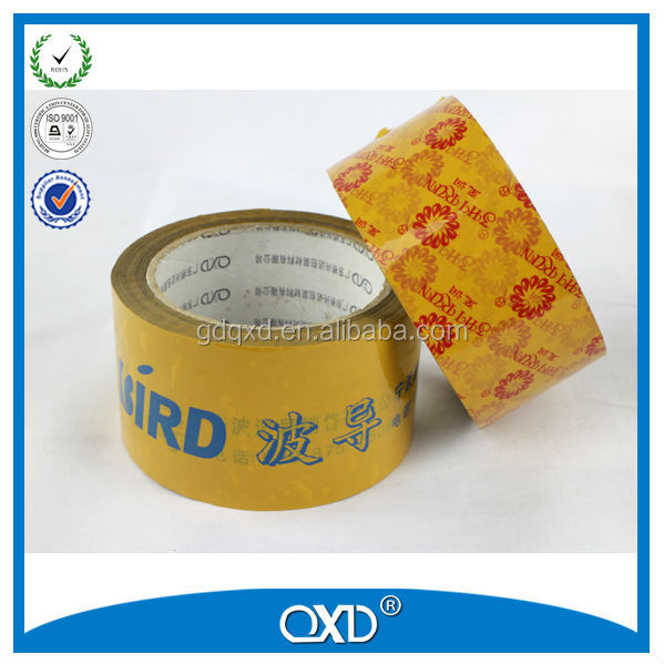solvent based acrylic tape with SGS certification