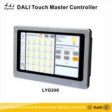 128 CH New DALI Touch Screen Master Controller for LED Smart Lighting