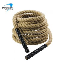Crossfit Gym Training battle rope hemp rope for sale