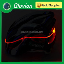 Hot sale Light up SOS Safety Bike Helmet electrical safety helmet led light kid bicycle helmet
