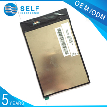 Mobile Phone Repair Parts Black LCD Screen for Lenovo A8-50 A5500 Factory Supply