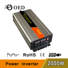 500W 12v 24v 48v dc to ac 110v 220v pure sine wave power inverter 0.5kw inverter