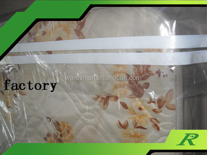 clear high impact moving storage mattress bag
