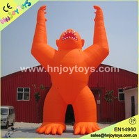 Giant king kong, kids toy king kong, inflatable king kong