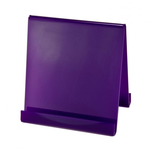 V shape Acrylic holder acrylic display stand