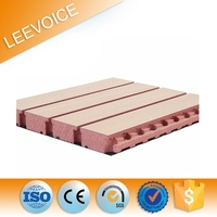 Leevoice acoustic and soundproof celotex board
