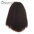 most popular fast shipping high credibility high feedback kinky straight wig
