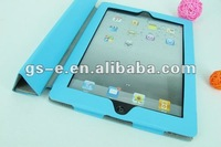 Colorful Magnetic PU leather case for iPad 2 3 4