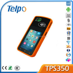 Telepower TPS350 mobile vending machine rfid android pos
