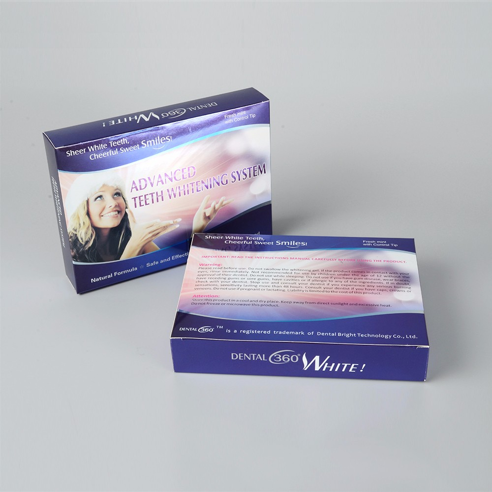 Temporary Teeth whitening Gel Office Use Teeth Whitening kits