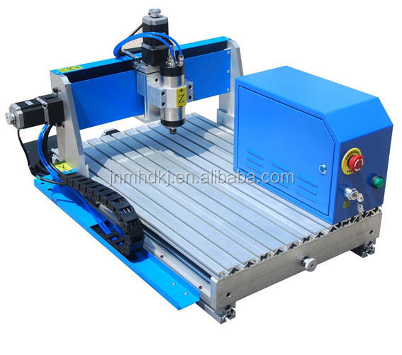 3040 cnc router machine engraving for glass/metal/paper/aluminum