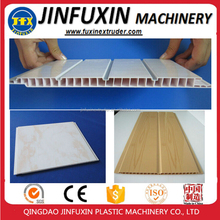 PLASTIC PVC PANEL PROFILE EXTRUDER/EXTRUSION LINE/MAKING MACHINE/MACHINERY