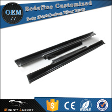 2010 up Racing Auto GTR Side Skirts for Nissa n GTR