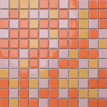 MD004T interior walling mosaic/bright color mosaic tile/bali mosaic tile