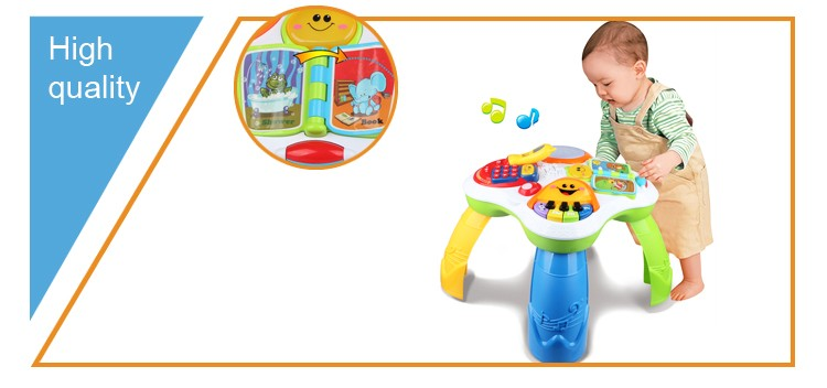 hot sale Children hard toys used brain game , learning desk for children