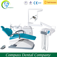 Dental chair with Factory price, Dental chair unit price,Foshan dental equipment